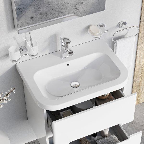 waschbecken chrome 550 650 ravak a s. Black Bedroom Furniture Sets. Home Design Ideas